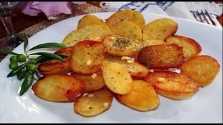 Рецепт  картошки мало кому известный...