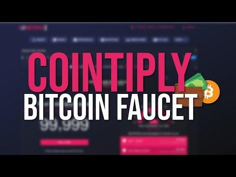 KOSTENLOSE BITCOINS VERDIENEN MIT COINTIPLY.com! - Crypto Faucets Vorgestellt | EINFACHKRYPTO