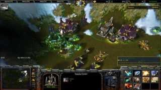 Warcraft 3 Livecast: Broken Alliances - Solo Fool (1/2)
