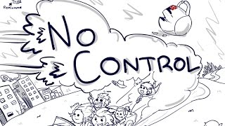 One Direction - No Control [Animated Music Video]