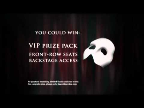 Phantom of the Opera Contest
