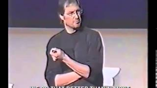 Steve Jobs    Crazy ones speech with real subtitles)