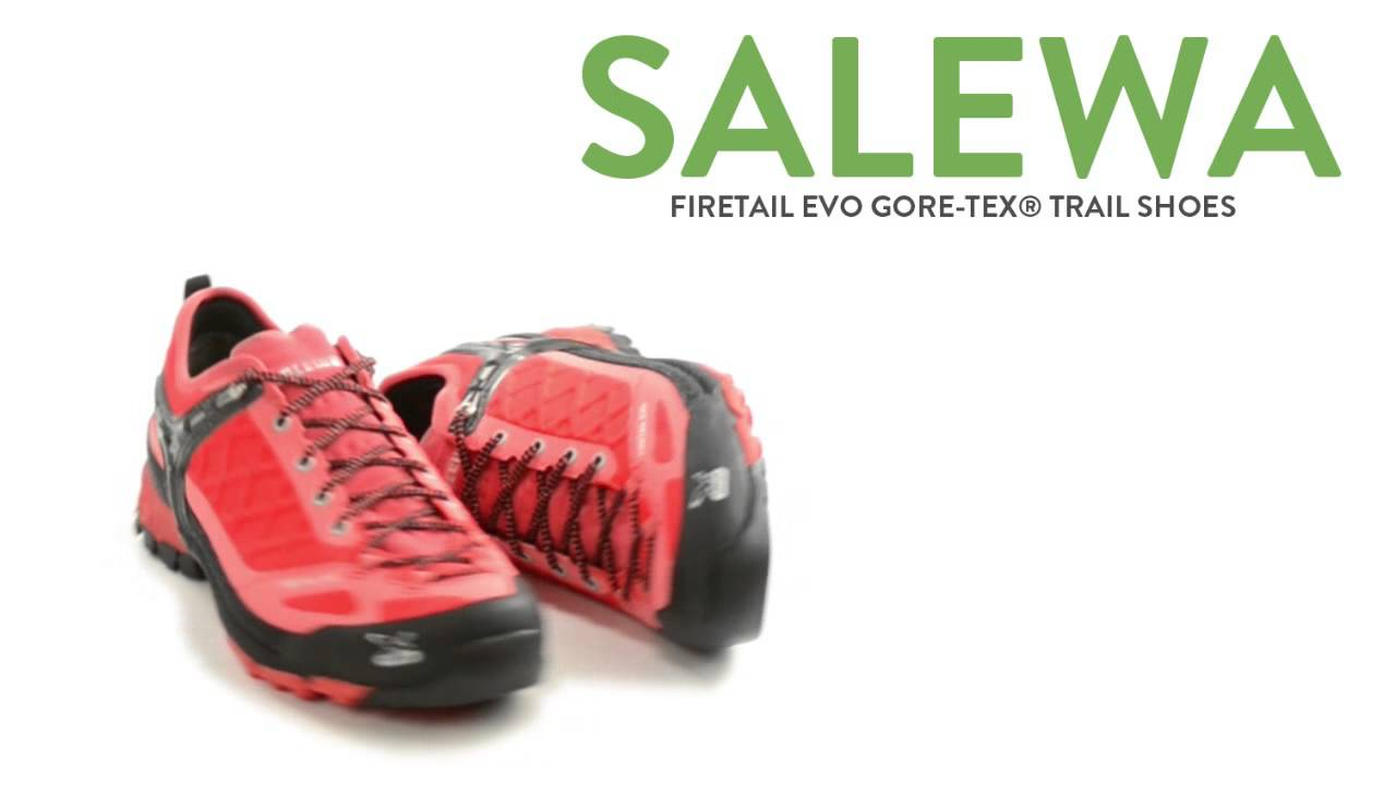 official photos 2728b d376f Salewa Firetail EVO Gore-Tex® Trail Shoes - Waterproof (For Women)