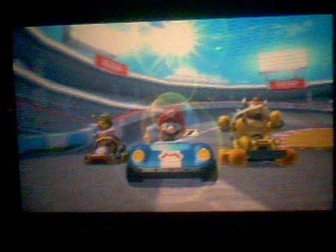 Mario Kart 7 - 150cc - Mushroom Cup