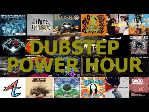 Dubstep Power Hour Drinking Game