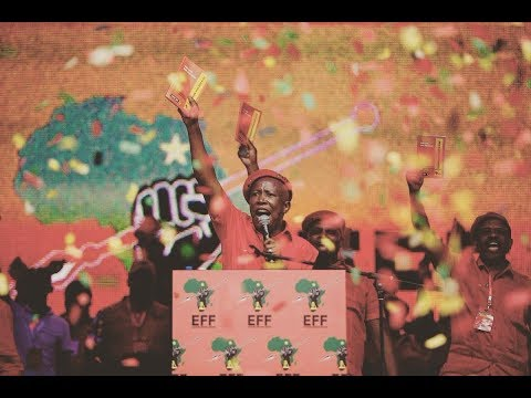 Julius Malema's Best Speech in history
