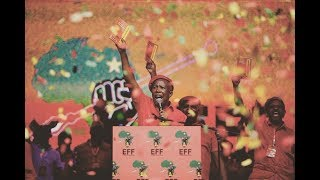 """Let Africa one day realize its own Freedom"" Julius Malema"
