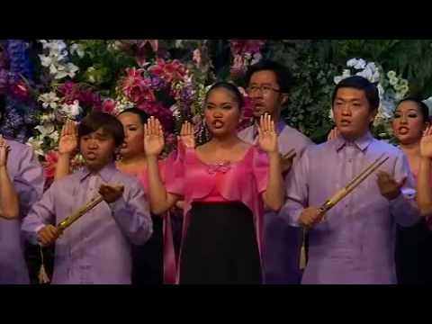 Llangollen Eisteddfod 2010 - UST Singers - Choir of the World 2010 - Part 2