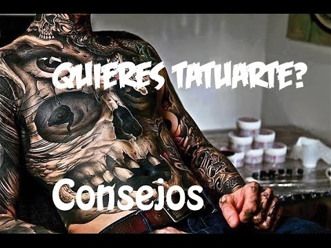 Tatuajes Consejos Para Tu Primer Tattoo Youtube