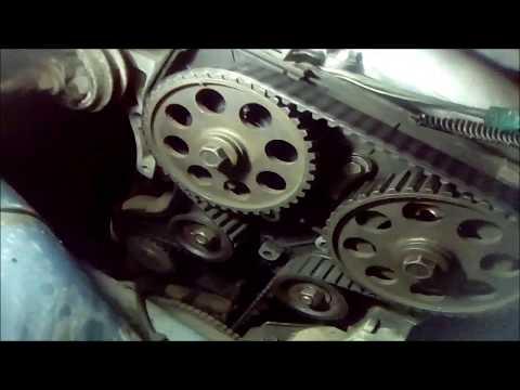 А гнет ли ваш мотор клапаны Как узнать это без снятия головки