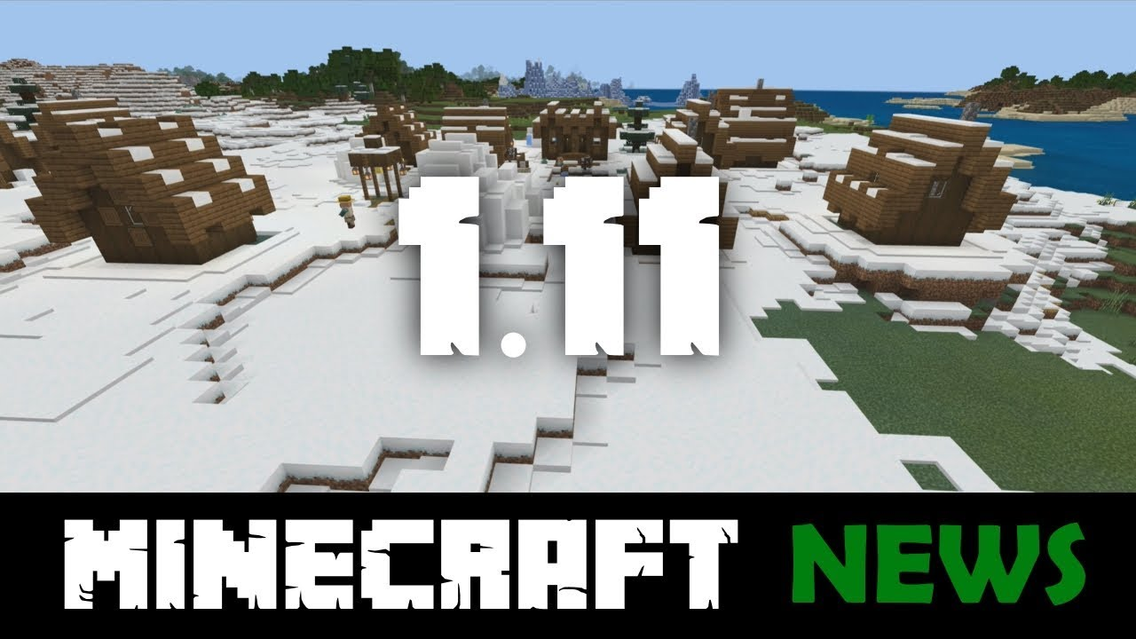 Bedrock Edition 1 11 0 – Official Minecraft Wiki