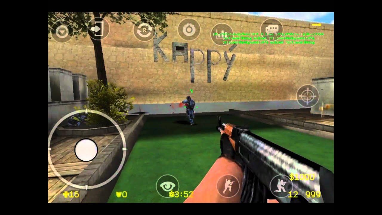Counter Strike Source Ipad