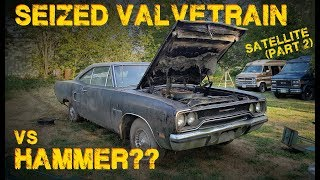 Gambar cover ABANDONED Muscle Car Revival! First Start in 35 years! -- Part 2