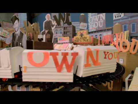 WAX TAILOR (feat Charlie Winston) - I OWN YOU (official artist link)