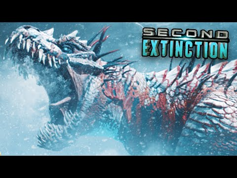 TAKING DOWN THE T.REX!?! - Second Extinction | Ep2 |