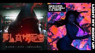 Flames / Light My Body Up — R3HAB, Jungleboi, ZAYN and Nicki Minaj (Mashup!)