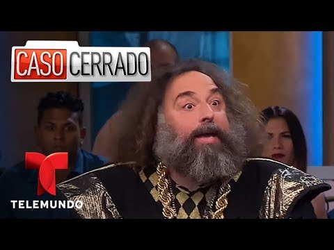 Title: Caso Cerrado | Sex Cult Harasses Family 🗣👪👽  | Telemundo English