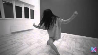 Improvisation Dance choreography by Dasha Shvetsova - Studio KVADRAT