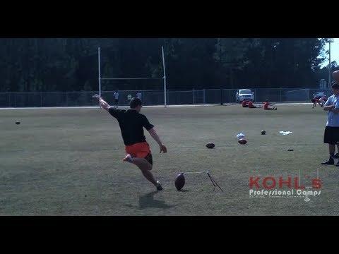 72 Yard Field Goal by Kicker Caleb Sturgis | Philadelphia Eagles