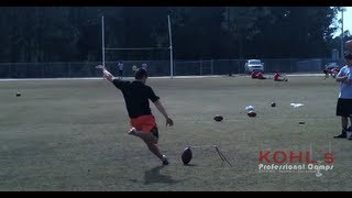 72 Yard Field Goal by Kicker Caleb Sturgis   Philadelphia Eagles