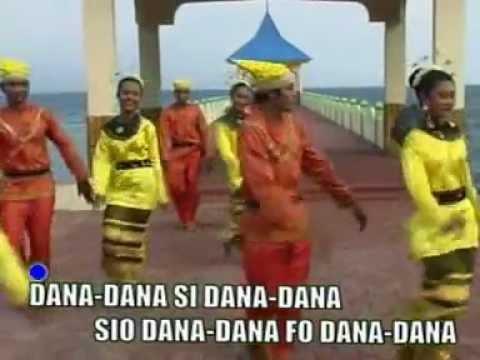 DANA-DANA, Lagu Maluku Utara.
