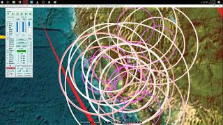 11/21/2017 -- West Coast / Pacific Northwest M5.0 (M4.7) -- Southern California on watch for M5.0
