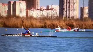 Артем Коровин выигрывает гонку на 1000 метров Всероссийские соревнования 2018 Краснодар