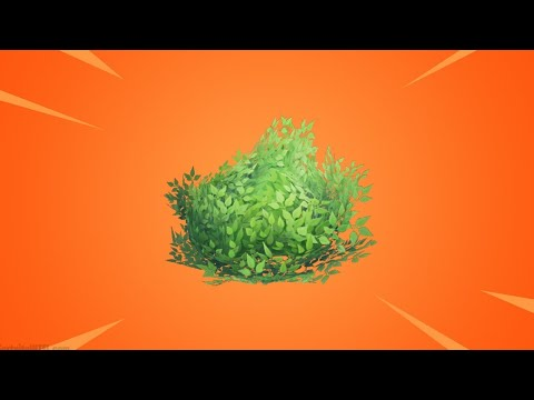 When You See A Bush Moving In Fortnite Meme