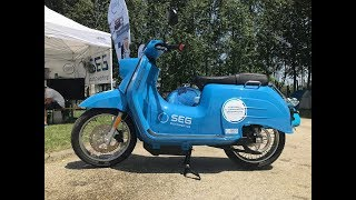 Egy elektromos Schwalbe a Totalbike 24-en!