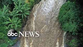 Hurricane Lane causes catastrophic flooding in Hawaii