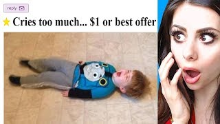 Funniest Craigslist Ads !