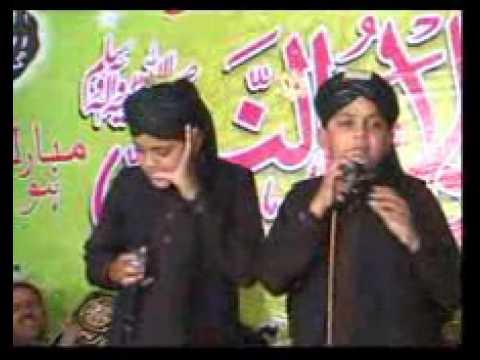 Raza Brotheran Mehfil e Naat Dullewala Bhakkar Aqeel Raza Nabeel Raza