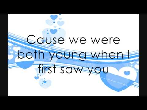 Taylor Swift - Love Story (Lyrics on Screen) HQ