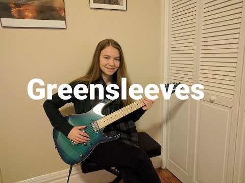 Greensleeves Electric Guitar