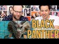 BLACK PANTHER - Teaser Trailer - REACTION