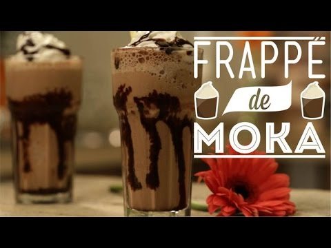 Cmo preparar Frappe de Moka  Cocina Fresca  YouTube