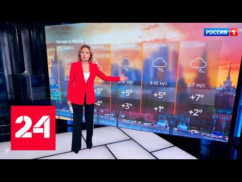 Синоптики рассказали, каким будет начало весны в Москве - Россия 24