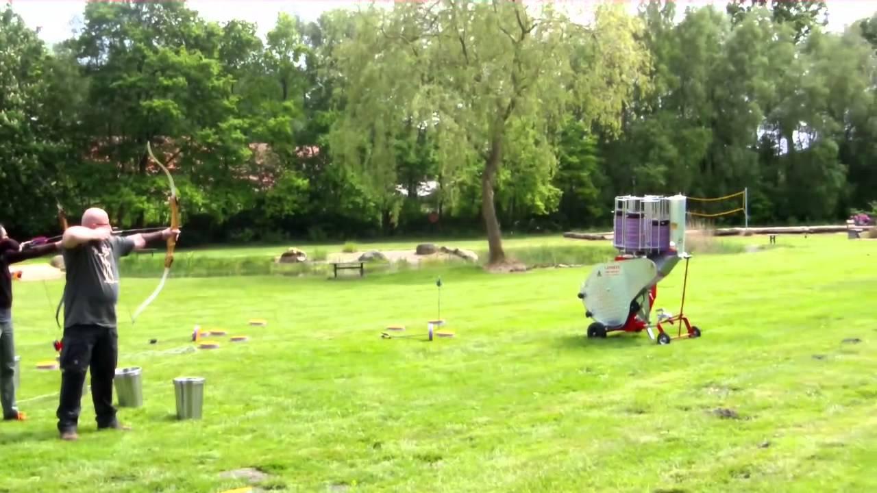 bsv hohe heide e.v. - bogenschießen auf dem eggershof mit laporte