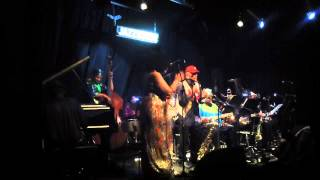 Sun Ra Arkestra Feat. Marshall Allen @ Jazzhouse, Copenhagen (4th of June, 2014)