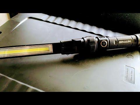 DEAL ALERT: Braun 63958 390 Lumen LED Light from Harbor Freight (Better than the Astro 31SL?)
