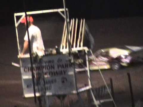 Champion Park Speedway 5/12 Feature Part 3