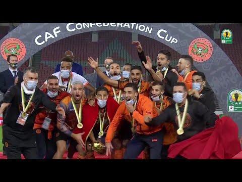 RS Berkane road to #TotalCAFCC trophy | طريق نهضة بركان لكأس الكونفدرالية الإفريقية