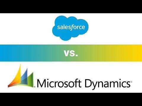 Salesforce vs. Microsoft Dynamics: CRM Comparision