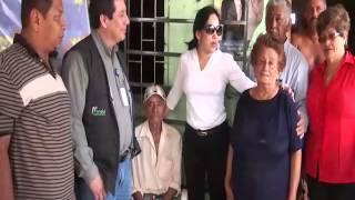 Entrega de asistencias técnicas en el cantón San Vicente