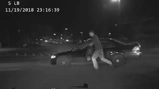 Oregon Car Thief Gets Run Over By His Own Vehicle During Police Chase