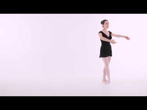 How to Do Pique Turns   Ballet Dance