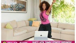Zumba® Dance Trailer