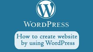 01- إنشاء موقع إلكتروني بإستخدام الووردبريس علي إستضافة مجانية - الدرس الأول