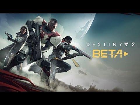 DESTINY 2 BETA (Xbox One) Live Stream - CALL TO ARMS