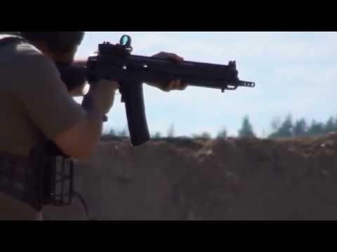 Kalashnikov AK-15 (.223Rem) civil carbine